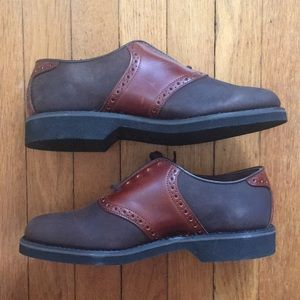 USA made Dexter leather Oxfords